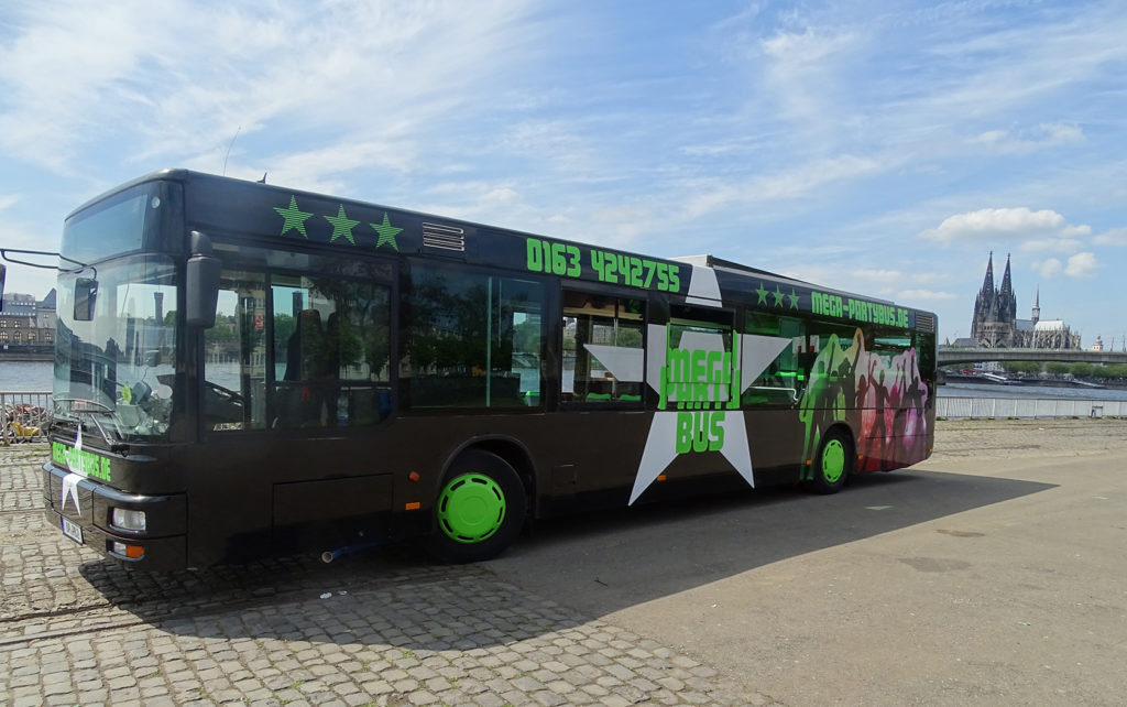 XXL Partybus Wuppertal
