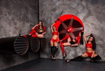 GoGo Tänzerinnen
